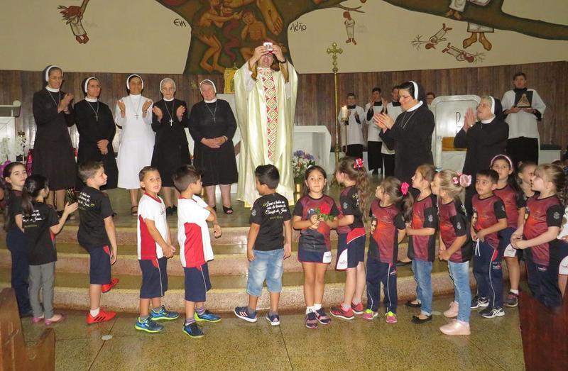 Celebrando o 1º ano de Beatificação da Bem-Aventurada Clélia Merloni