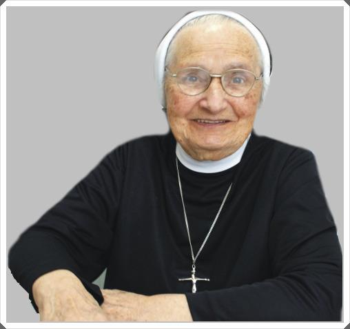 Nota de Falecimento de Irmã Domingas Brotto