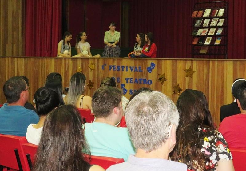 Apresentações de Teatro Italiano encerram a primeira edição do Festival de Teatro Sagrado
