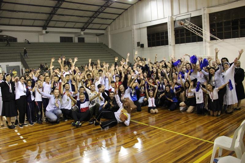 Colégio Sagrado Coração de Jesus, Curitiba, sedia encerramento do SAGRADO's Game 2019