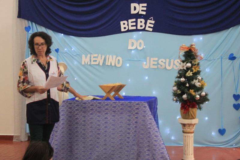 Chá de Bebê do Menino Jesus