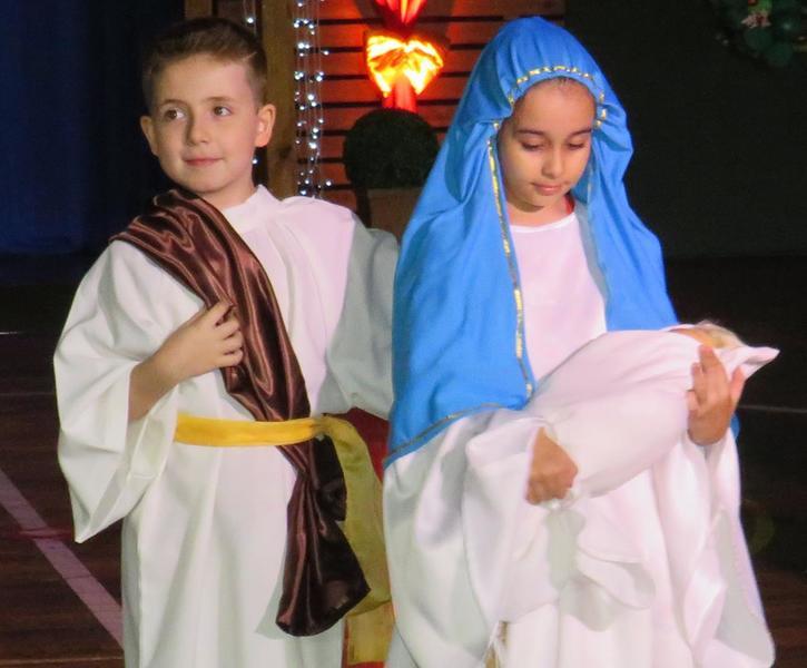 """""""Família de Nazaré: Berço do Amor"""" é tema das apresentações de Natal no SAGRADO PG"""