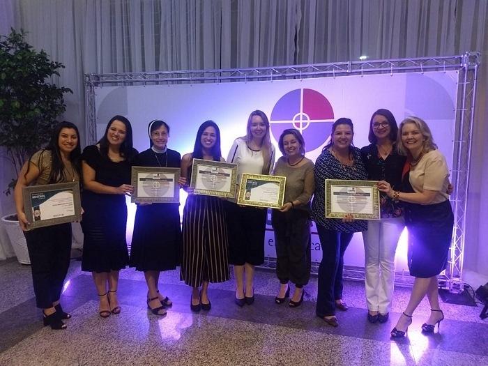 Projetos desenvolvidos no Colégio Imaculada Conceição participam de Premiação no SINEPE-PR
