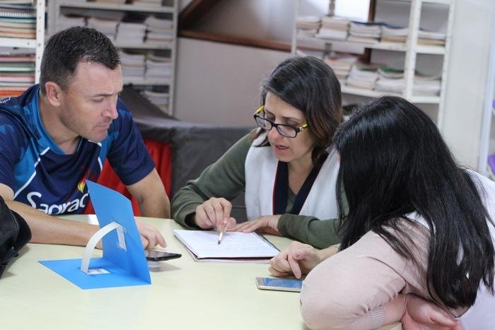 Enquanto os educandos iniciam as férias, educadores investem na formação