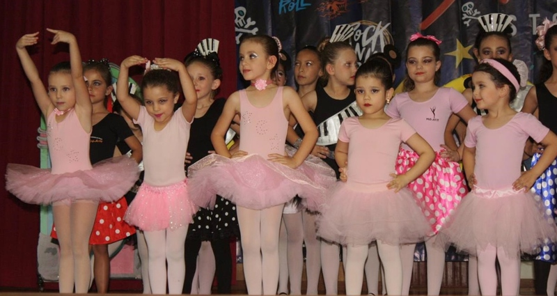 Apresentação de Ballet encanta o público no SAGRADO PG
