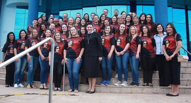 Colégio Sagrado Coração de Jesus participa do Dia ANEC