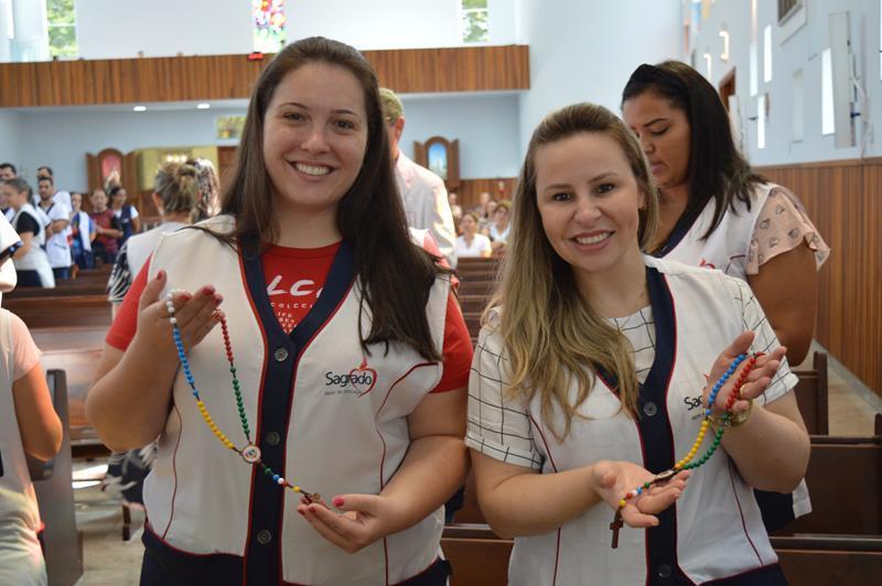 Colégio Coração de Jesus realiza Abertura do Ano Missionário Cleliano