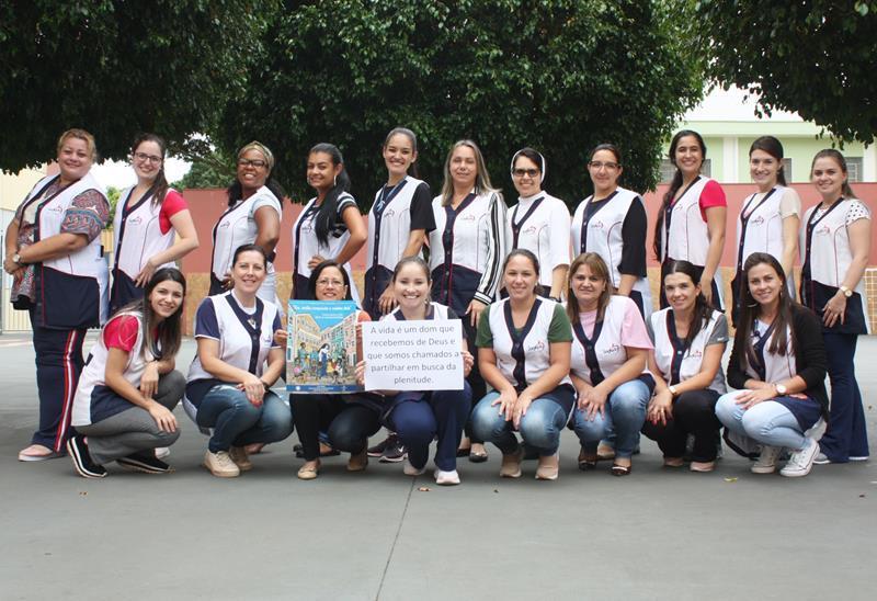 Educadores recebem formação sobre a Campanha da Fraternidade 2020