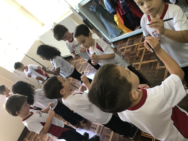 Primeira semana de aula na Educação Infantil