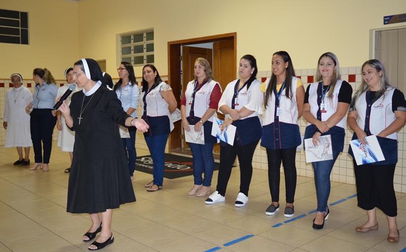 Reunião com Pais marca início do Ano Letivo no Colégio Coração