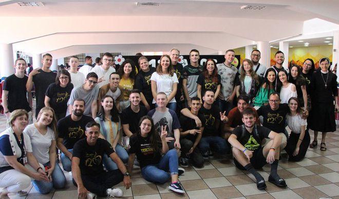 Para sempre Sagrado! Imaculada recebe educandos do Terceirão 2019