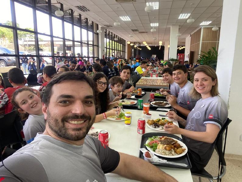 Equipe de robótica do Madre participou do torneio FLL 2020