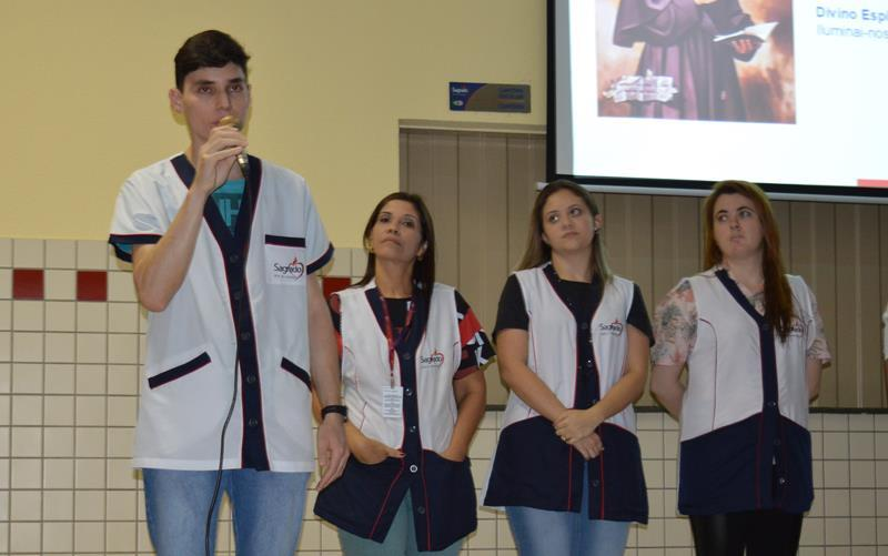Colégio Coração Reúne Pais do Ensino Fundamental e Médio