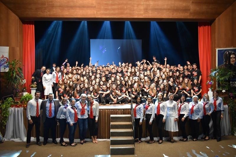 Colégio Sagrado BG promove encontro formativo para famílias e educandos do Ensino Médio