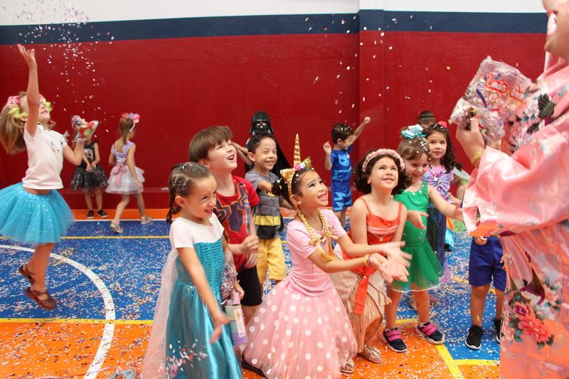 Pré-Carnaval do Santa Teresinha