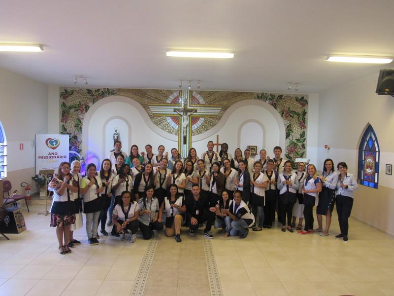 """Missa de Envio Missionário """"Amar é nossa missão"""""""