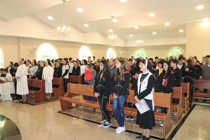 Missa da Primeira Sexta-feira de março