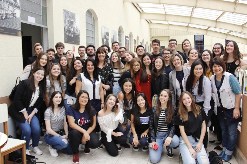 Café dos Calouros: educandos do Terceirão 2019 retornam ao Colégio Sagrado para um café da manhã especial