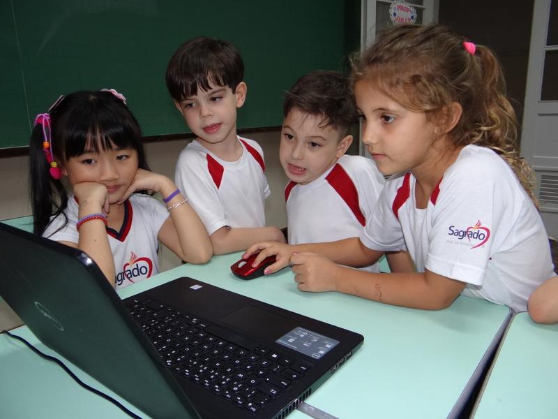 Ensino Híbrido - Contagem