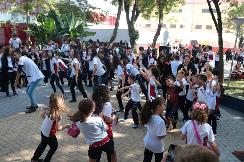 Flash Mob da PJC