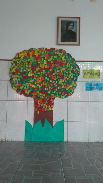 A árvore dos desejos