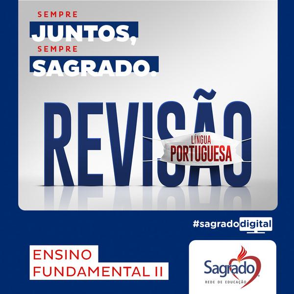 Revisão Língua Portuguesa - EFII