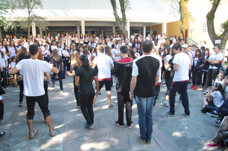 I Flash Mob PJC