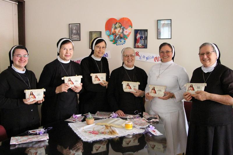 Na Festa do Sagrado Coração de Jesus, conectados pelo coração