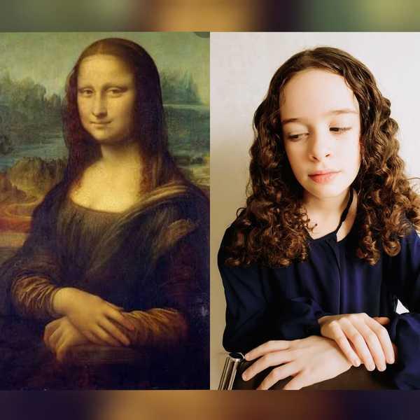Um dia de Mona Lisa