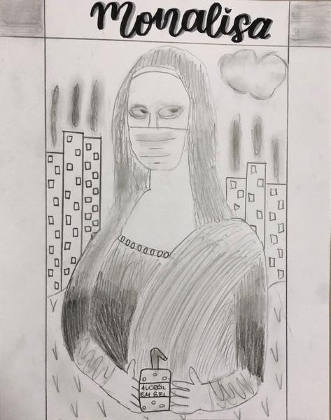 Mona Lisa e os tempos atuais