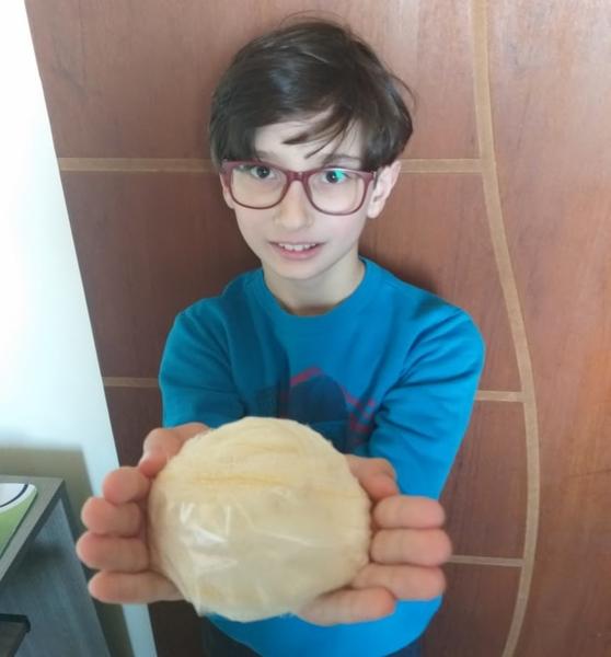 SAGRADO EM CASA: 6ºs anos aprendem sobre o Egito Antigo através da mumificação de maçãs
