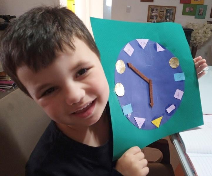SAGRADO EM CASA: 1ºs anos do Ensino Fundamental desenvolvem Jogos Matemáticos e aprendem de maneira lúdica