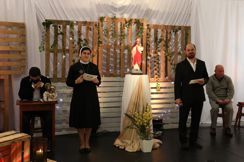 #SagradoEmCasa - Serviço de Pastoral Escolar promove Live oracional para famílias