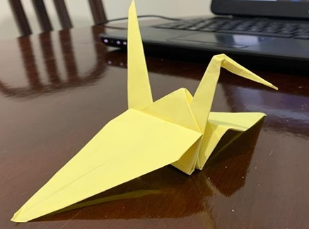 #SagradoEmCasa - A Fascinante Arte do Origami