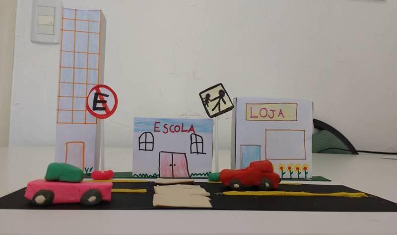 #SagradoEmCasa – 2ºs anos e um trânsito seguro