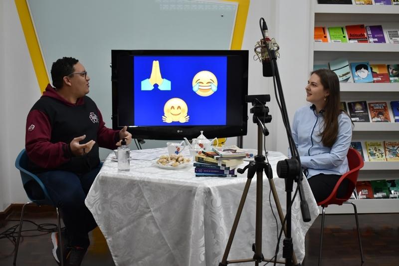 Aulão das Linguagens no Colégio Sagrado BG tem como tema a Comunicação na atualidade