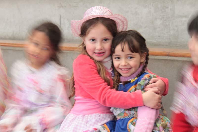 Arraiá da Educação Infantil é só alegria