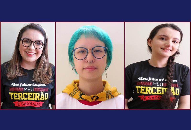 Educandas da 3ª série do EM do SAGRADO PG conquistam aprovações em Vestibulares