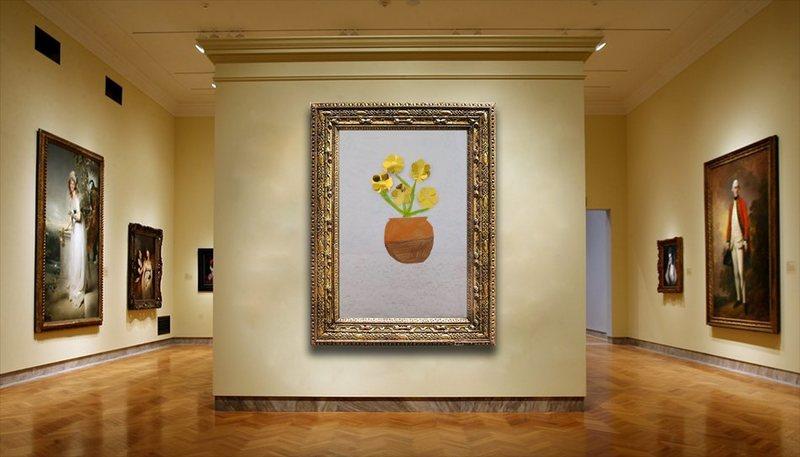 Aula de Campo - Van Gogh Museum e exposição dos artistas do Infantil V