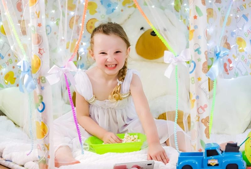 Live Especial Dia das Crianças: Infantil IV.1 participa de atividades repletas de alegria e diversão