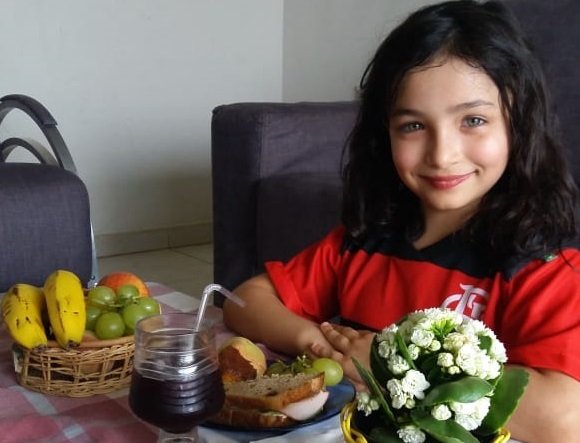 #SagradoEmCasa – 1º ano comemora o Dia das Crianças