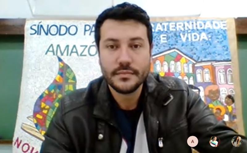 """SAGRADO EM CASA: Pastoral Escolar realiza Live com o EM sobre """"dons que geram transformações"""""""