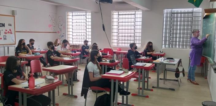 Colégio Sagrado Coração de Jesus retoma as aulas com o Ensino Médio