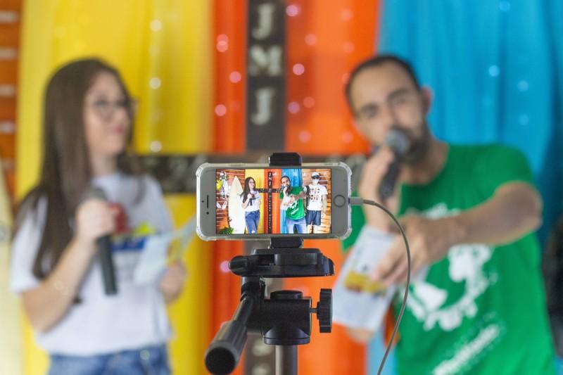 Celebração do Dia Nacional da Juventude na Escola São Domingos