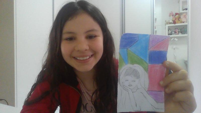 Pop Art com o 4º ano