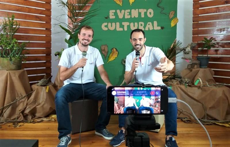 Escola São Domingos promove Evento Cultural aos educandos do 6º ano ao Ensino Médio