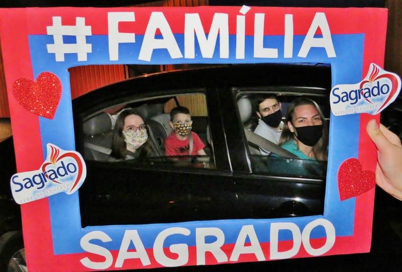SAGRADO PG promove o Encontro das Famílias e o Lançamento da Campanha de Matrículas para o Ensino Fundamental II e 1ª série do EM