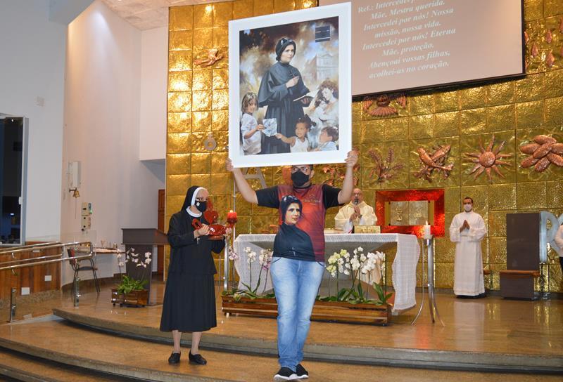 Festa Litúrgica da Bem-Aventurada Clélia Merloni