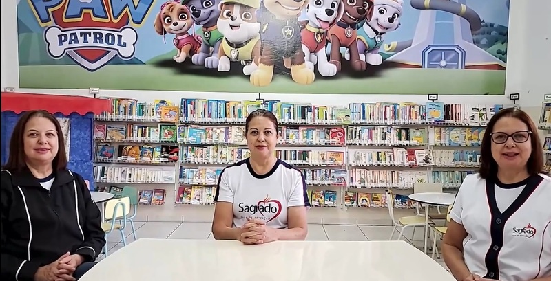 Colégio Coração de Jesus encerra atividades do Ano Literário 2020