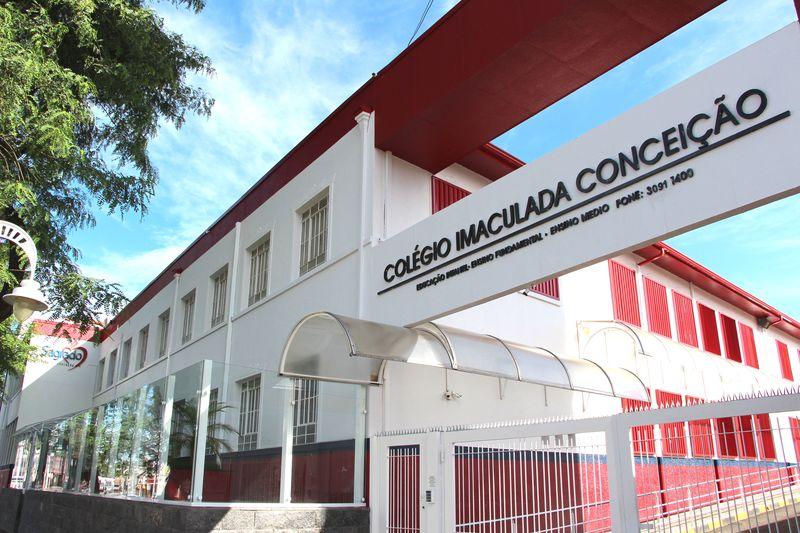 Colégio Imaculada Conceição completa 120 anos de história